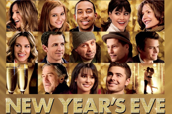 poster new years eve