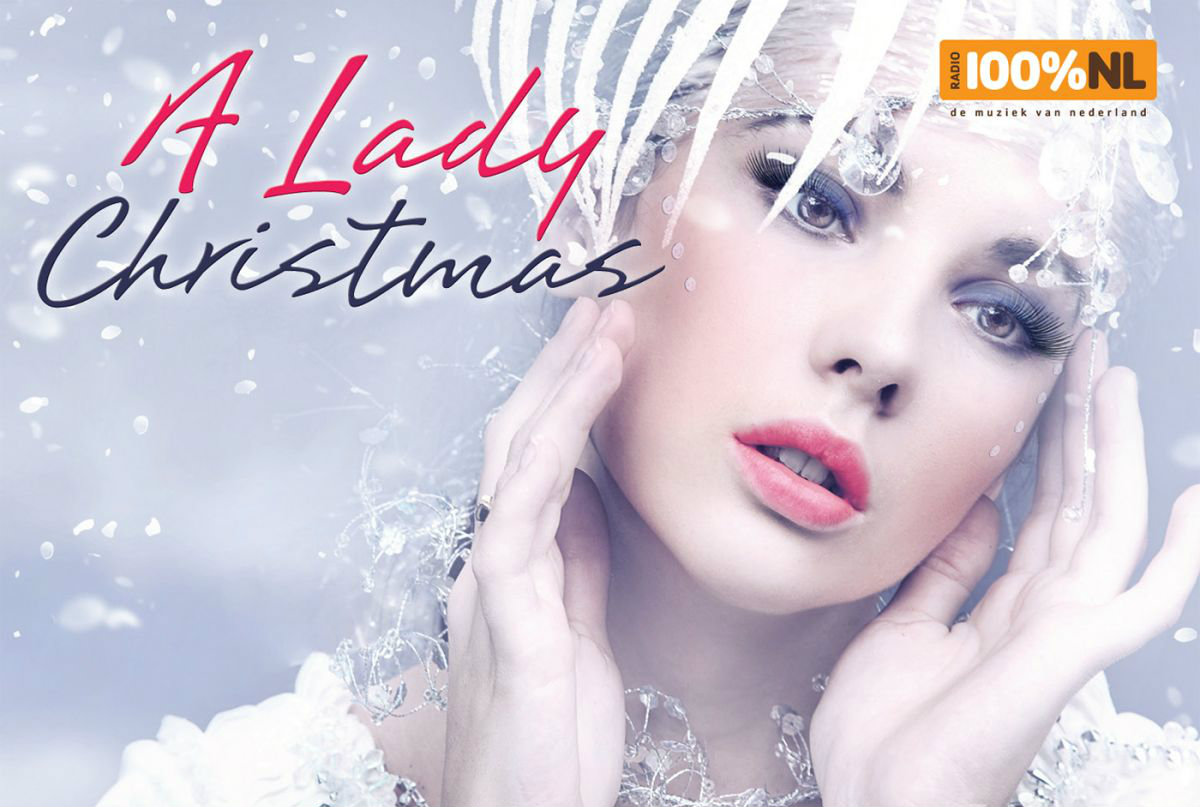 A Lady Christmas kerst cd 2012