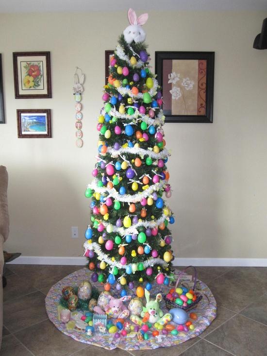 Basket Making Supplies Massachusetts : Paasboom versieren hergebruik je kerstboom