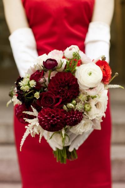 Trouwen Met Kerst Prachtige Winterse Bruidsboeketten