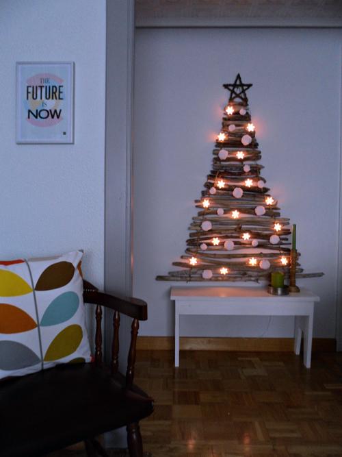 Houten Kerstboom Zelf Maken 5 Manieren M T Beschrijving