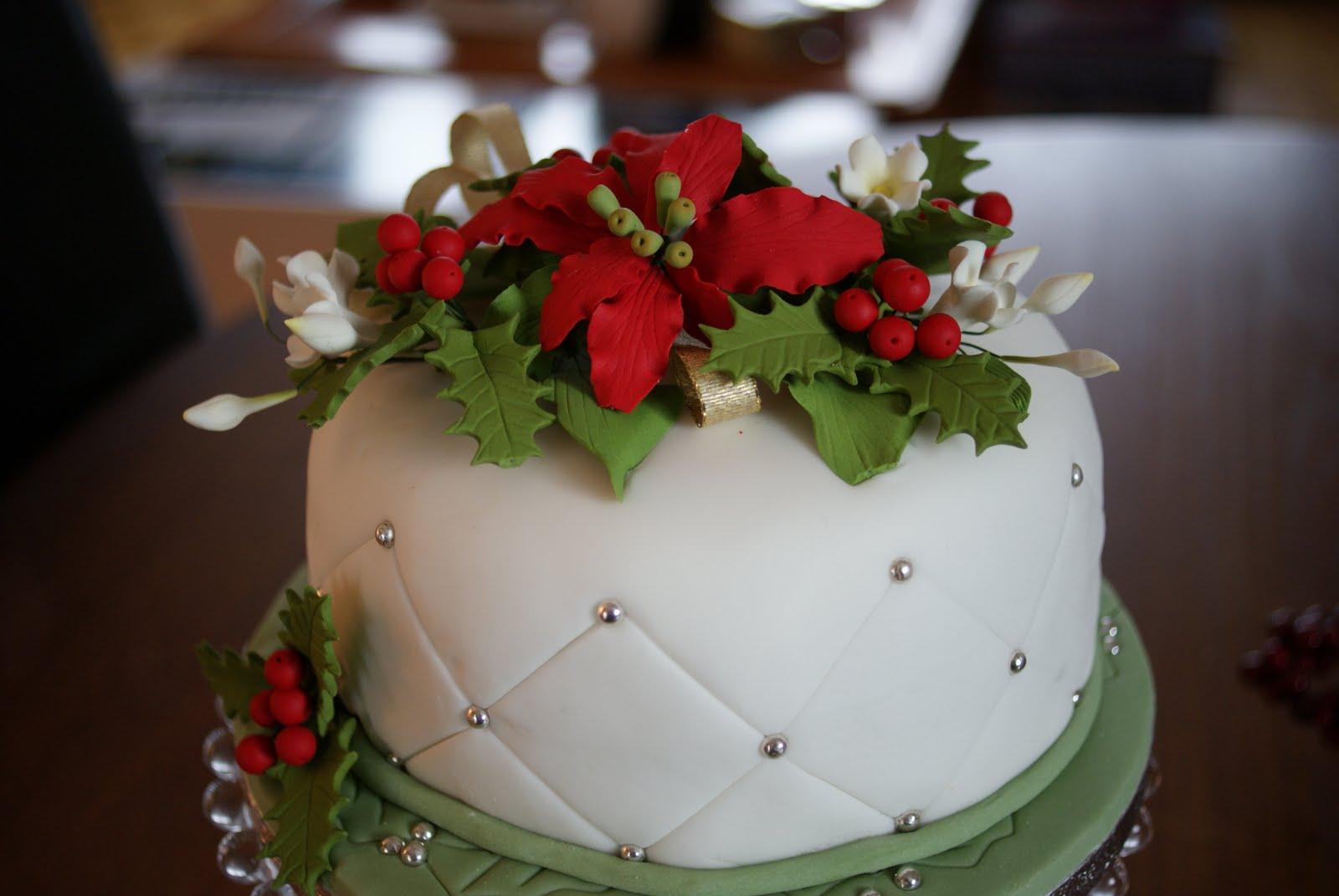 Christmas Cake Decorating Ideas Waitrose : kersttaart uitgelicht - Christmaholic.nl