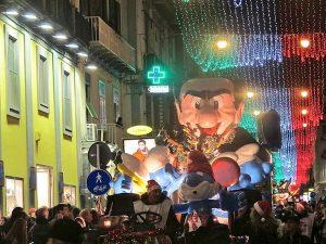 napels xmas parade 2