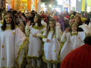 napels xmas parade