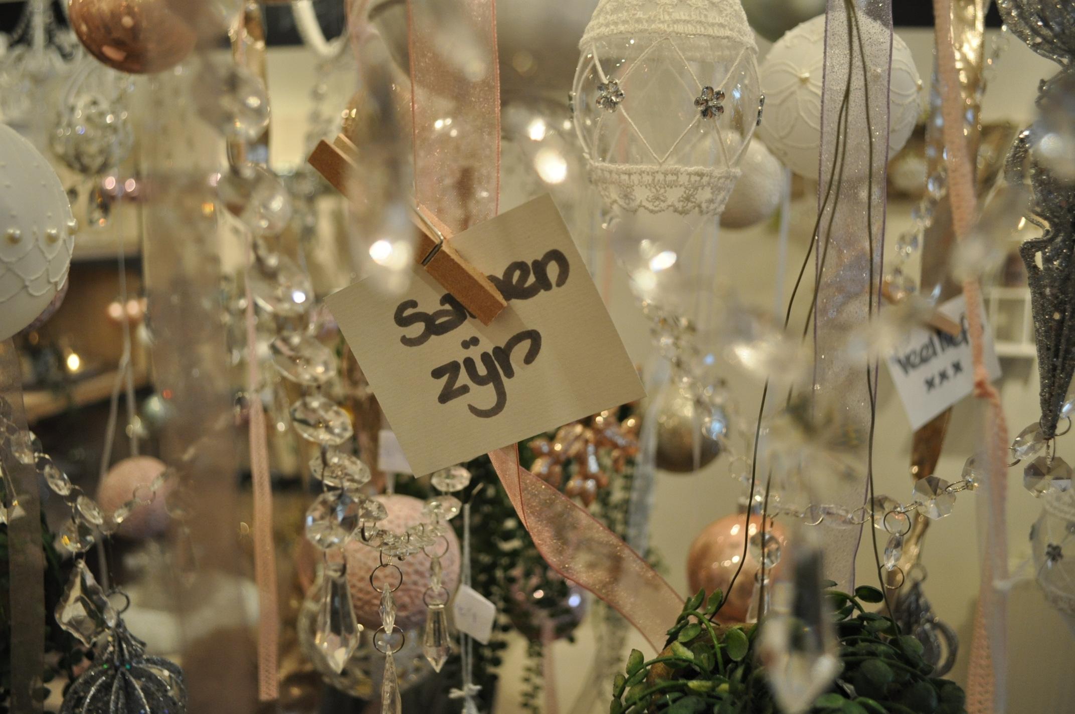 Kerst intratuin 2013 4 trends kerstversiering - Idee van decoratie voor kamer ...