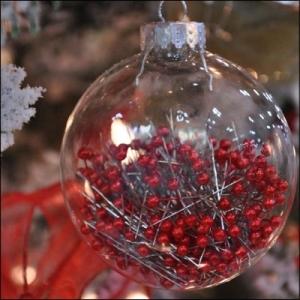 glazen kerstbal vullen 7