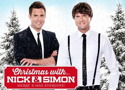 nick en simon cover kerstalbum