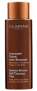 Clarins bronzer