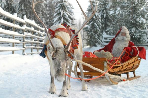 Kerst lapland
