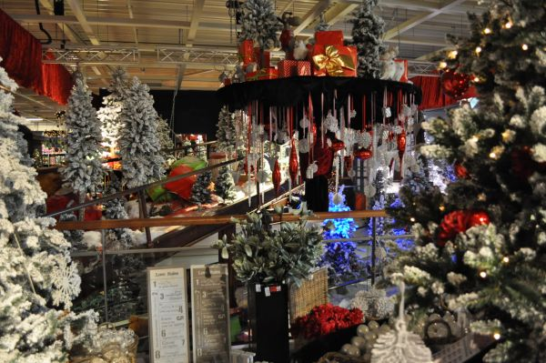 Kerstshow Intratuin Duiven 2013 272