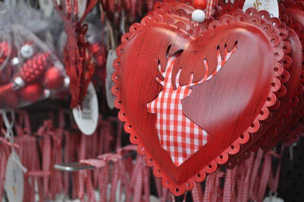Kerstdecoraties Met Rood : Kersttrend #3 2013: nostalgisch rood