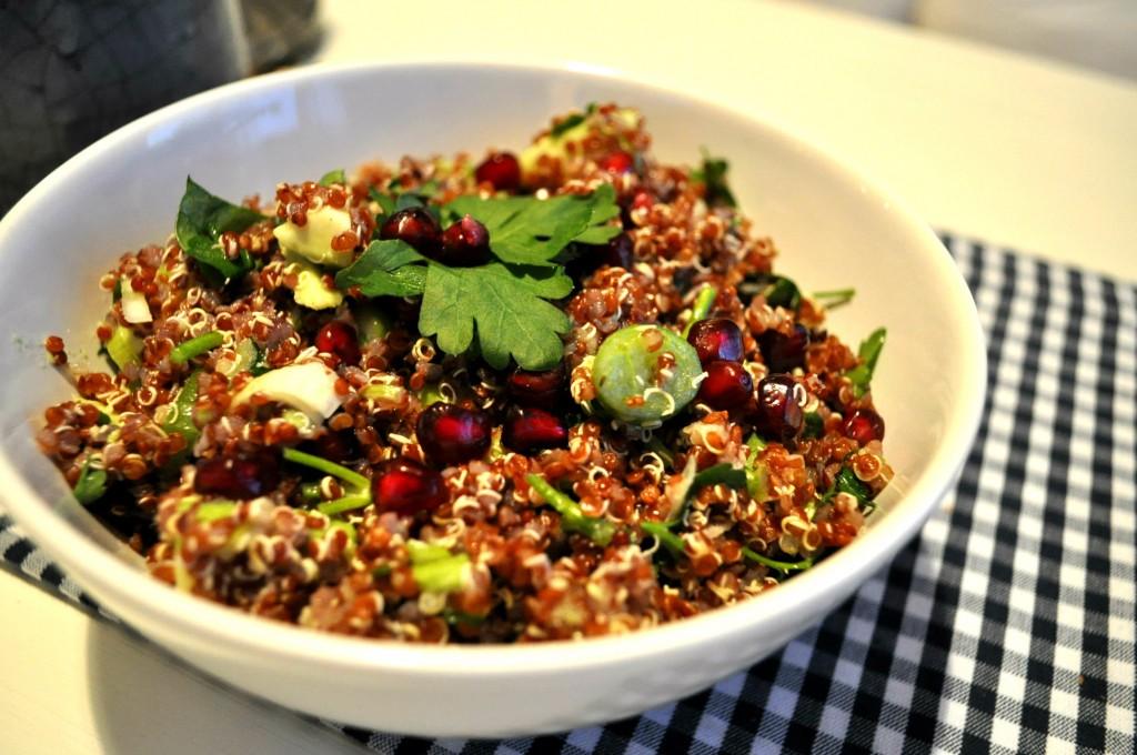 Vinnie's quinoa salade culy way of life