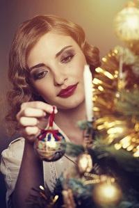 kerstcreaties verticaal