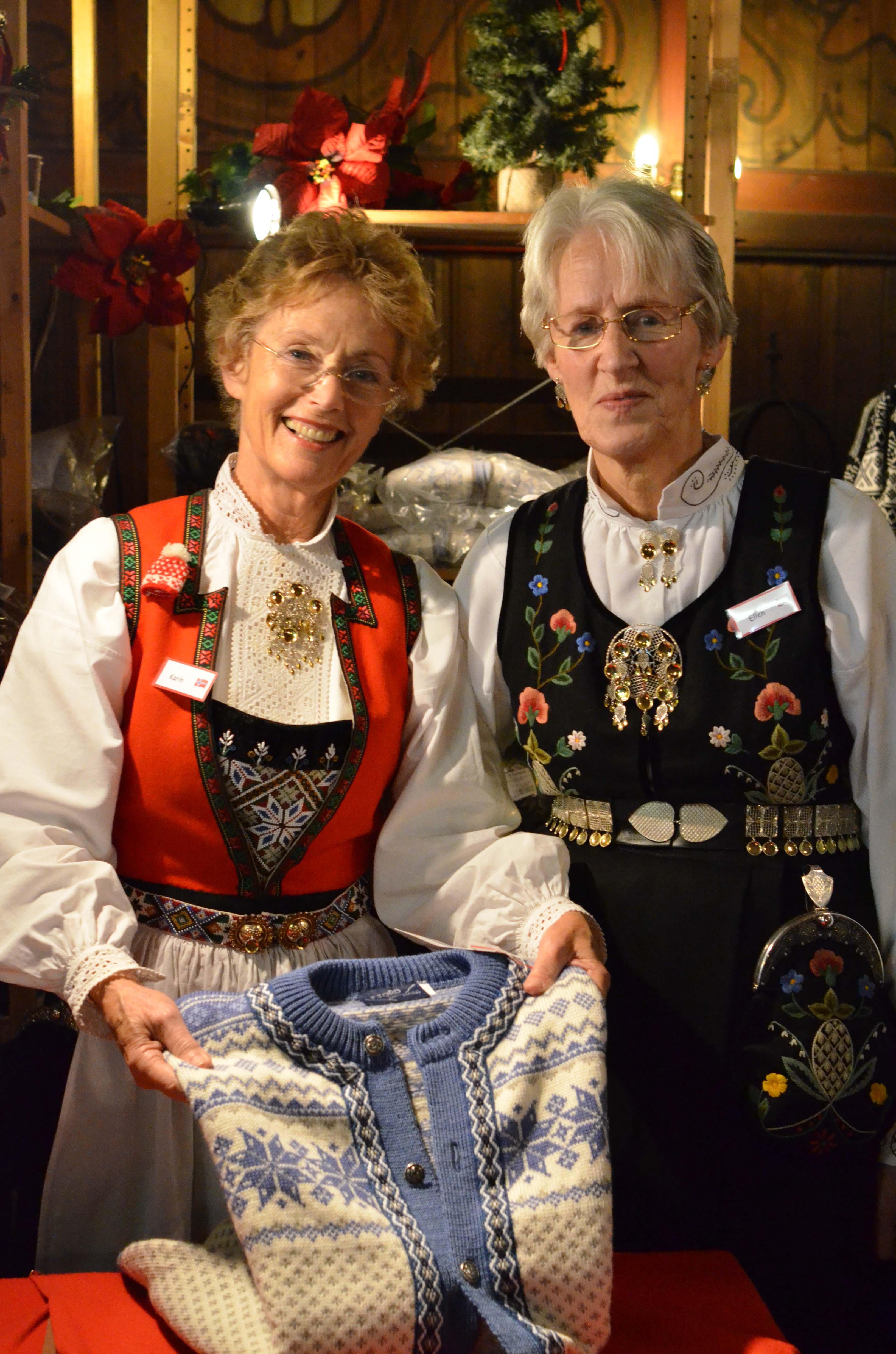 Kerstmarkten In De Scandinavische Zeemanskerken 2013