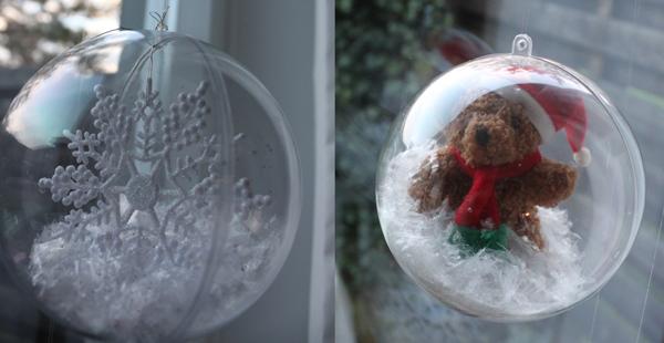zelf maken: kidsproof kerstballen - christmaholic.nl
