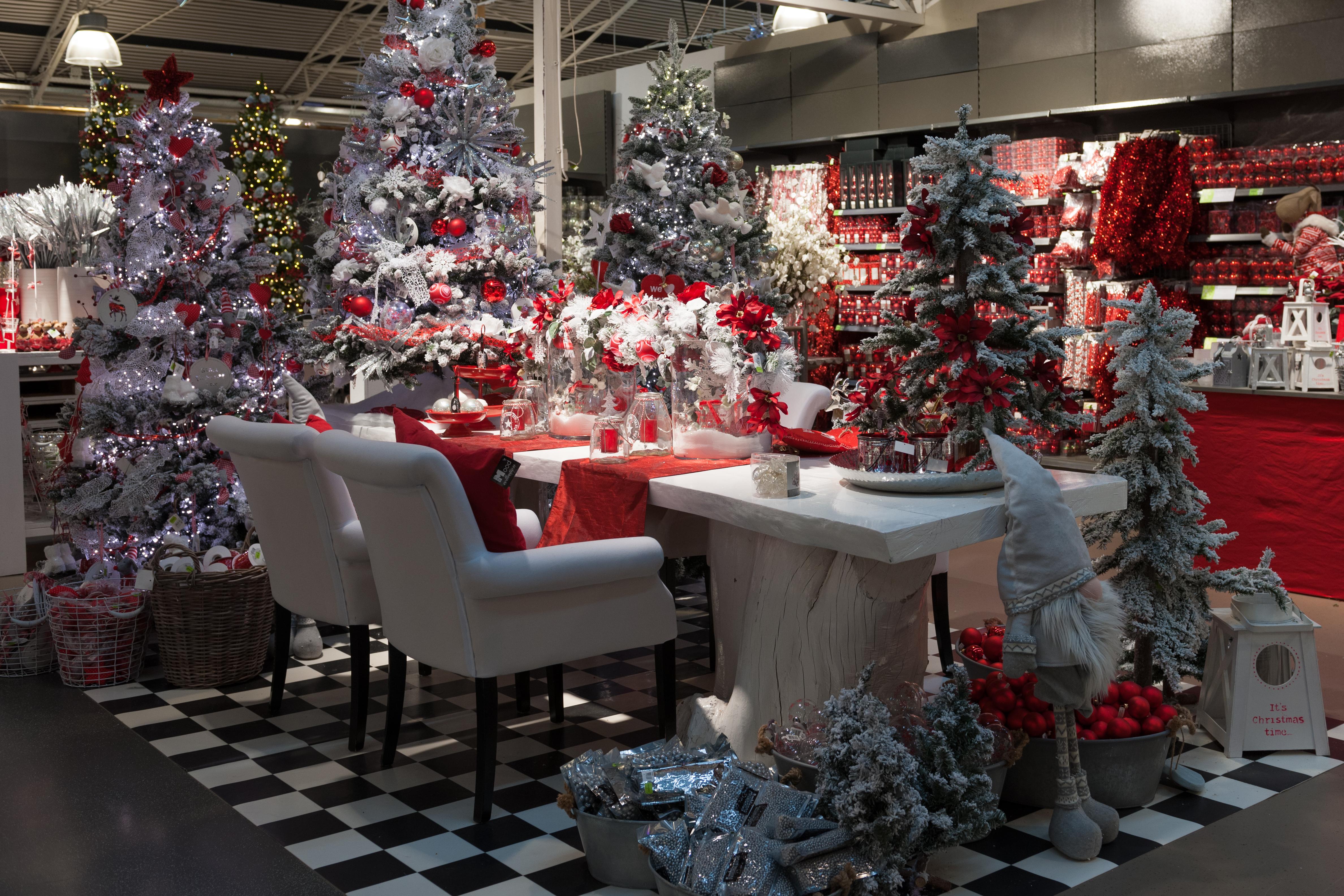 beleef de kerst bij intratuin halsteren 2013