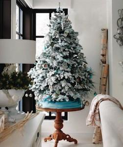 kerstboom op tafel 1