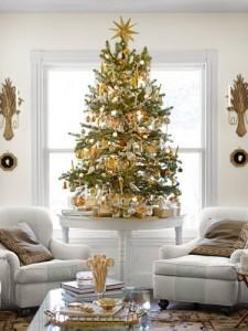 kerstboom op tafel 2