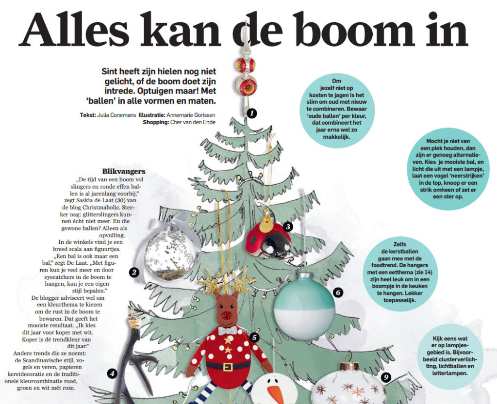 Algemeen Dagblad Christmaholic