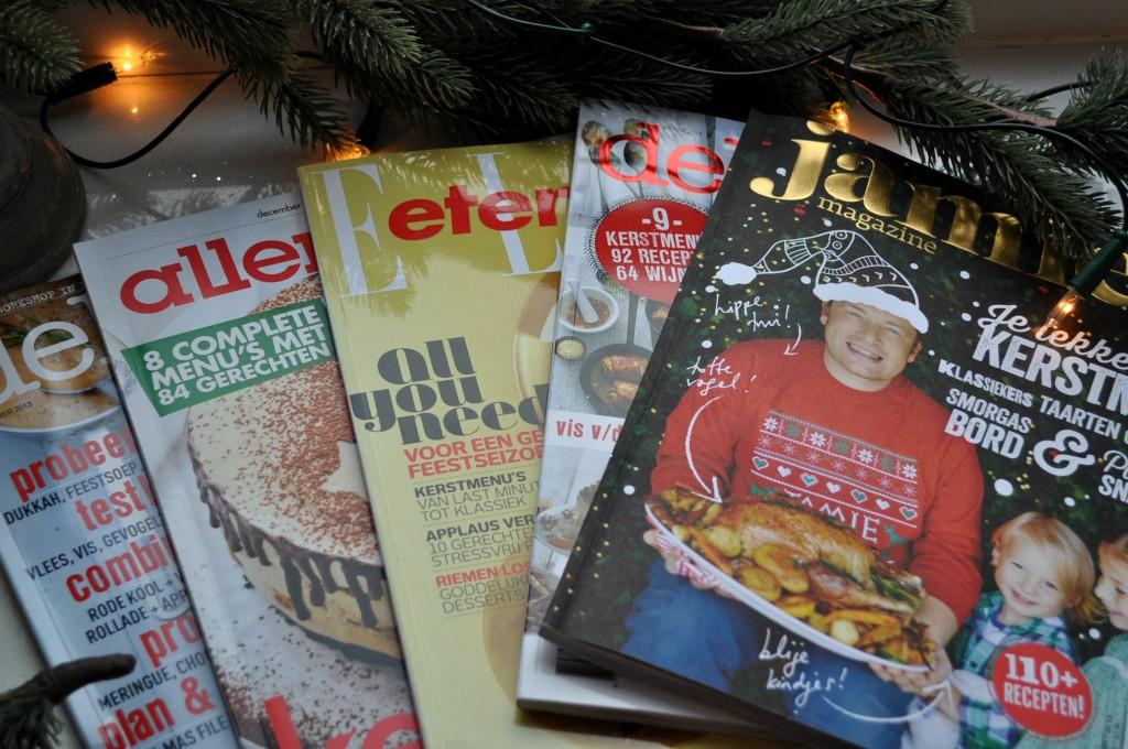 kersttijdschriften koken