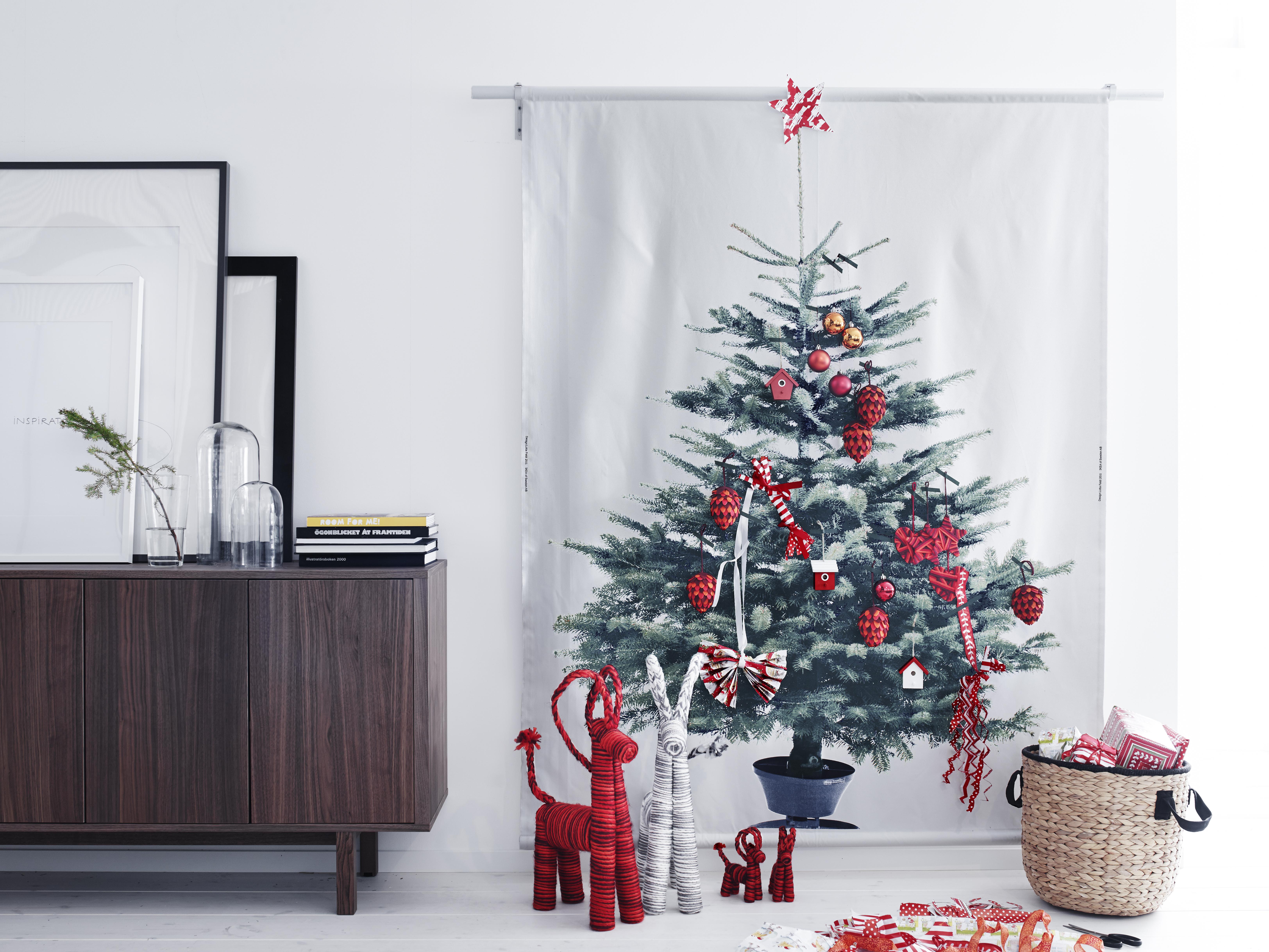 Kerstcollectie ikea 2014: samen je huis versieren!