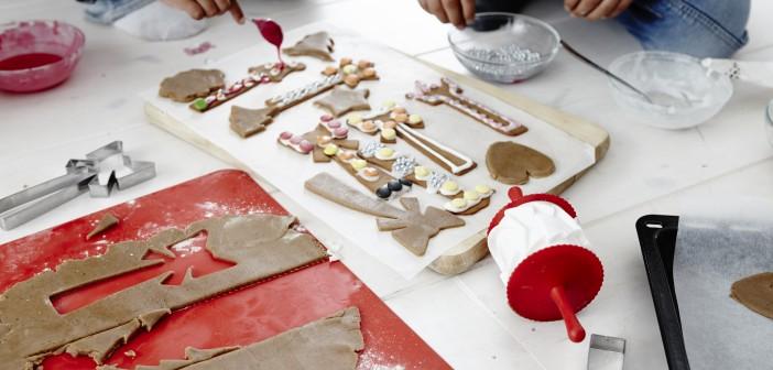 Kerst bij IKEA: kerstbakken met de kids