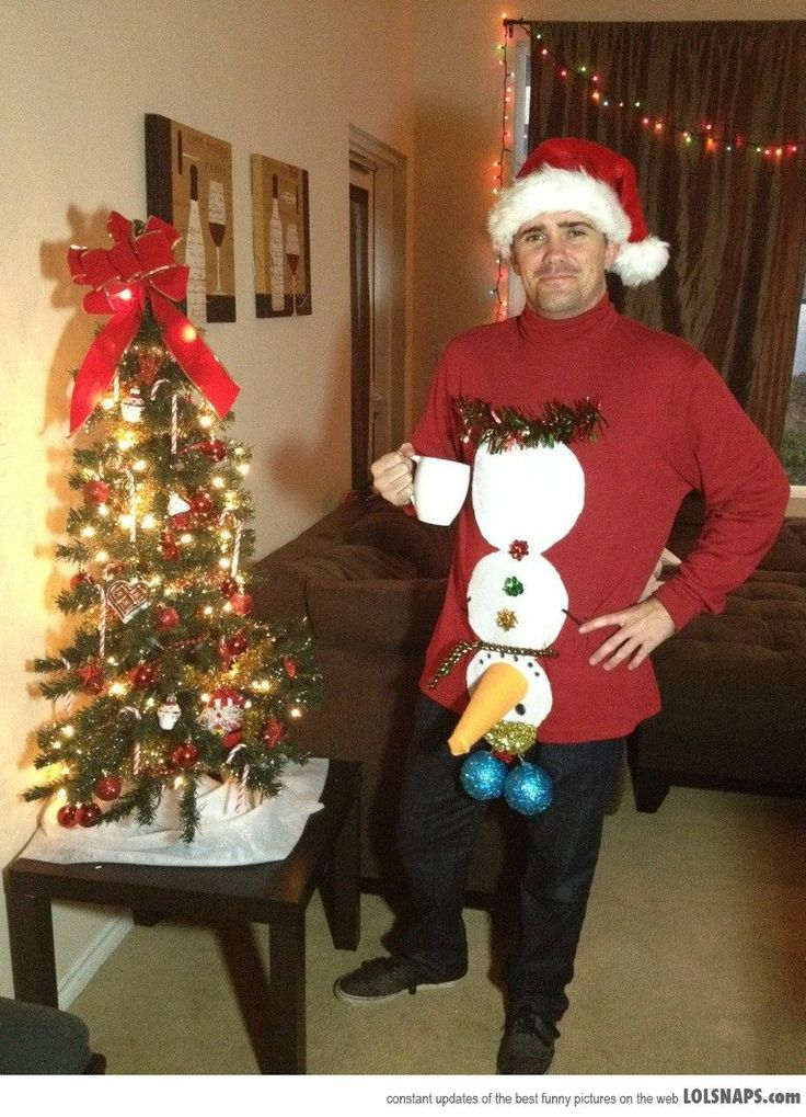 Meest Foute Kersttrui.Ugly Christmas Sweater Trek Een Foute Kersttrui Aan Dit Jaar