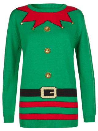 Kersttrui Met Lichtjes Kopen.Ugly Christmas Sweater Trek Een Foute Kersttrui Aan Dit Jaar