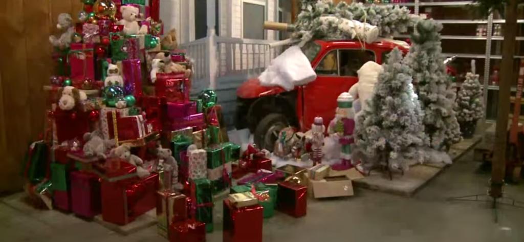 kerstsshow nuenen