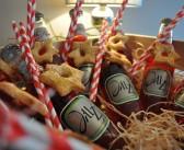 Frisse kerstkoekjes met citroenschil