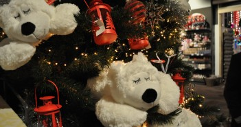 Kerstshow Tuincentrum Leurs 2014