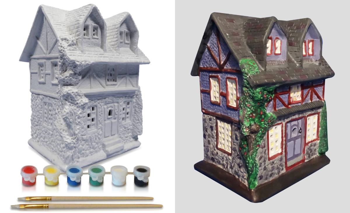 Win 4x kerstdorppakket van my village - Hoe om te schilderen een trap ...