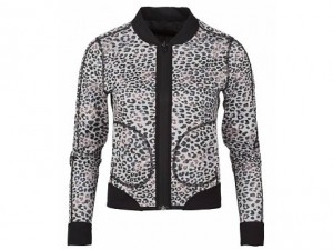 Colourful leopard reversible jacket, Jogha, € 109,95