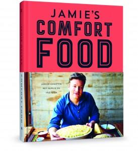 Jamie's Comfort food_omslag_3D
