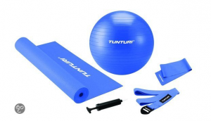 Pilates & Fitness Set Deluxe, Bol.com, € 29,99