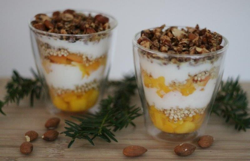 Tropische trifle kerst2