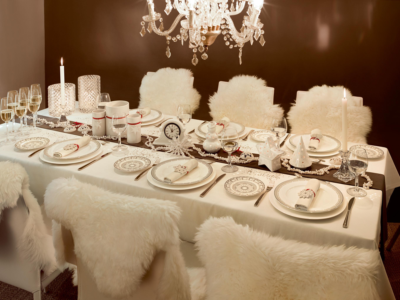 Kerst Tafel Decoratie : Kersttafel dekken: prachtige voorbeelden van feestelijke tafels