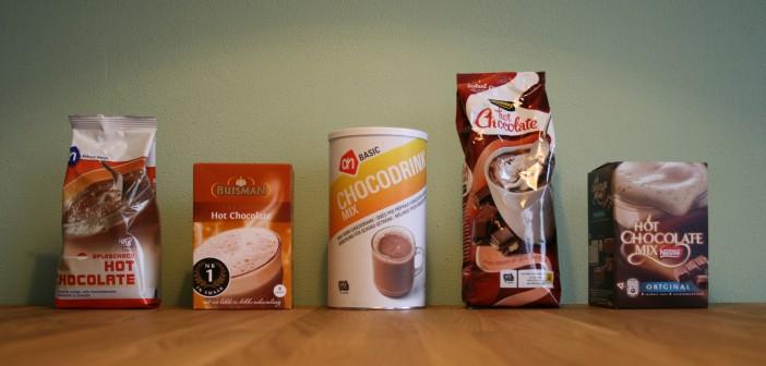 5x warme chocolademelk van de supermarkt: welke is het lekkerst?