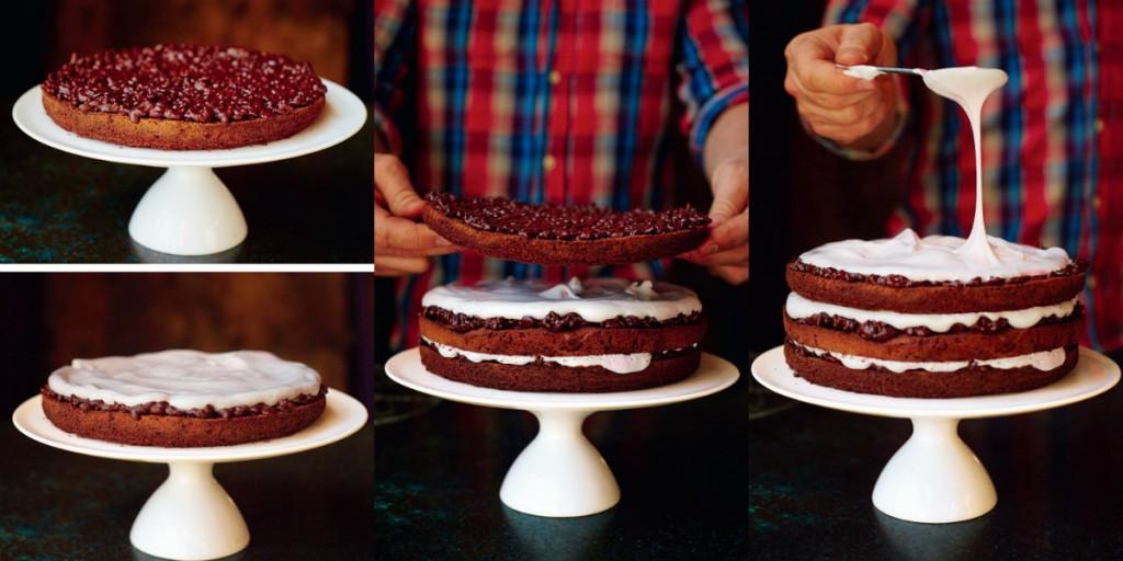 collage jamies taart