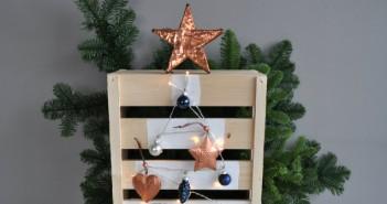Kerst creatief archives - Een houten boom maken ...