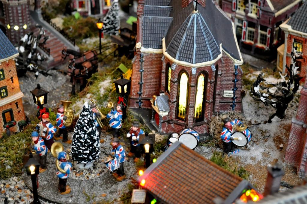 kerstdorpje friesland 2014
