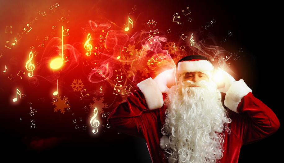 spotify playlists kerstmuziek