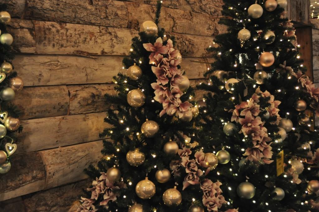pastel romantische kerst