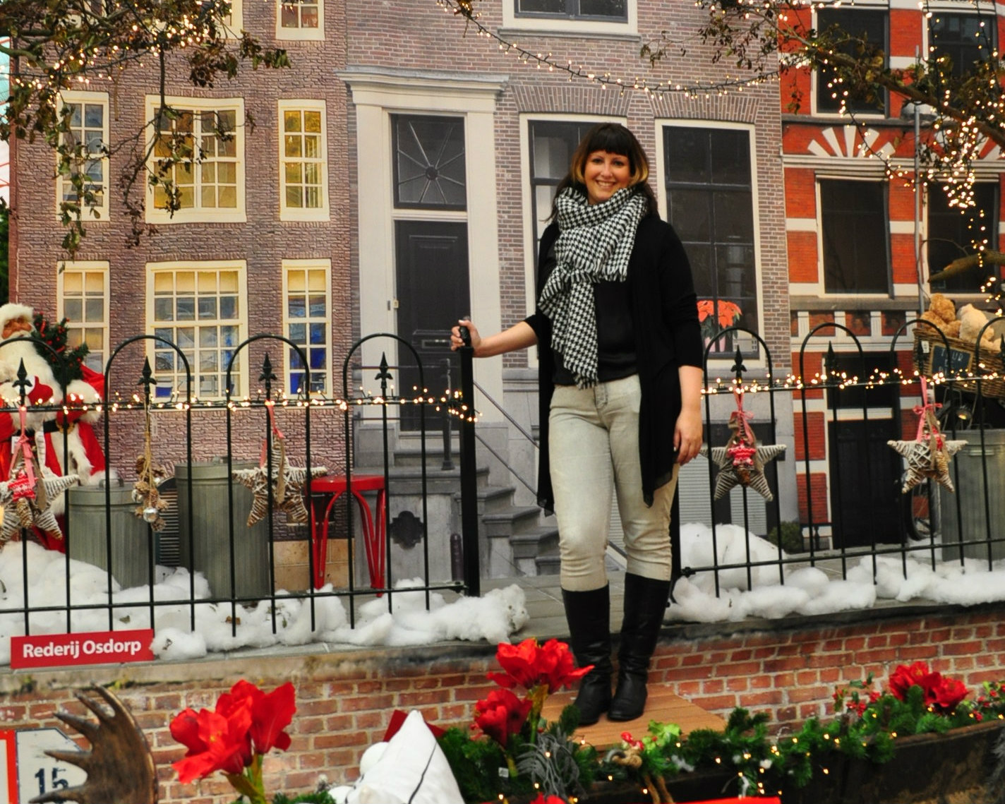 Kerstshow tuincentrum osdorp 2014 amsterdamse nostalgie for Tuincentrum amsterdam