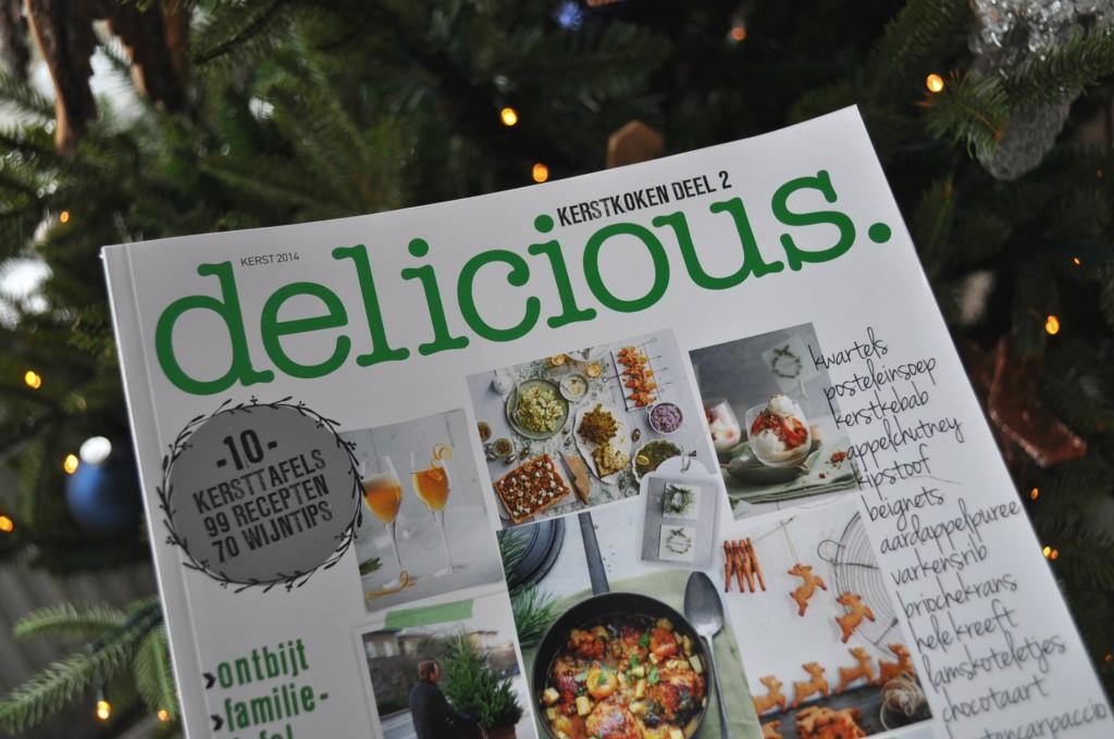 Delicious kerstkoken deel 2 2014