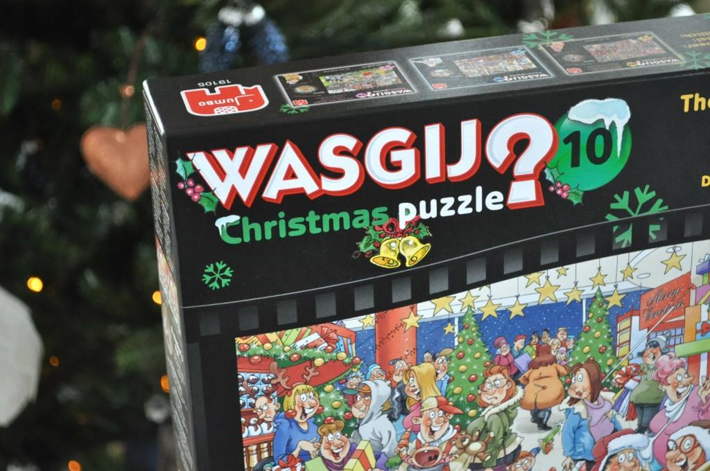 WASGIJ kerstpuzzel