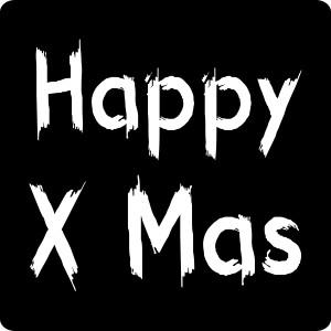 happy x mas