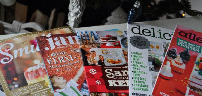 kerst kook tijdschriften 2014