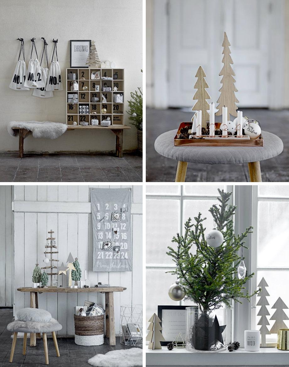 Bloomingville kerst 2015 a nordic christmas - Ideeen van de decoratie ...
