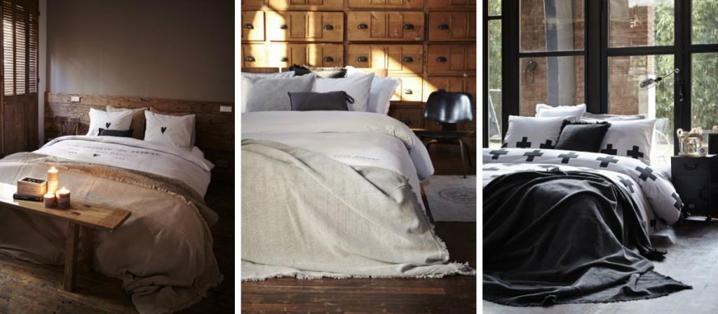 collage beddegoed dekbedovertrekken riverdale 2015 najaar winter